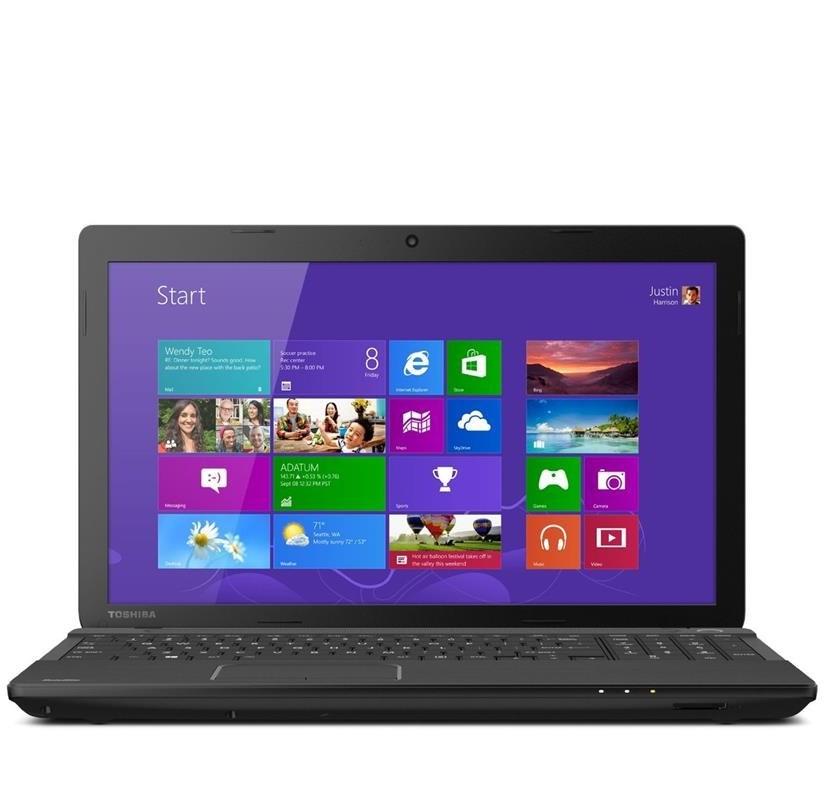 image لپ تاپ ۱۵ اینچ توشیبا Satellite C50-AT03 Toshiba Satellite C50-AT03 | 15 inch | Core i3 | 2GB | 500GB | 1GB