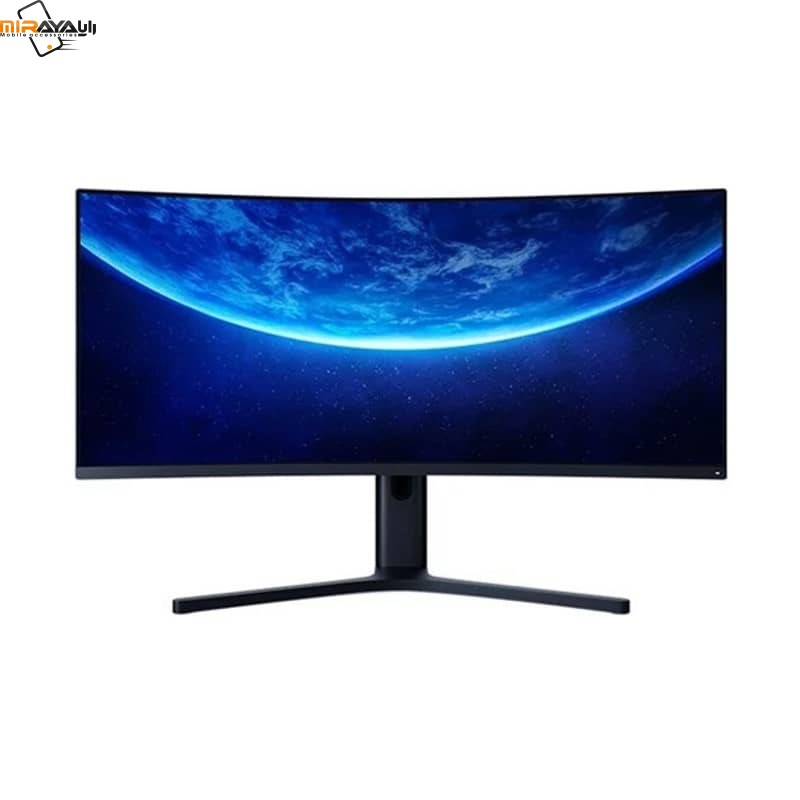 main images مانیتور گیمینگ 34 اینچ شیائومی Mi surface 34inch Gaming Monitor مدل Curved