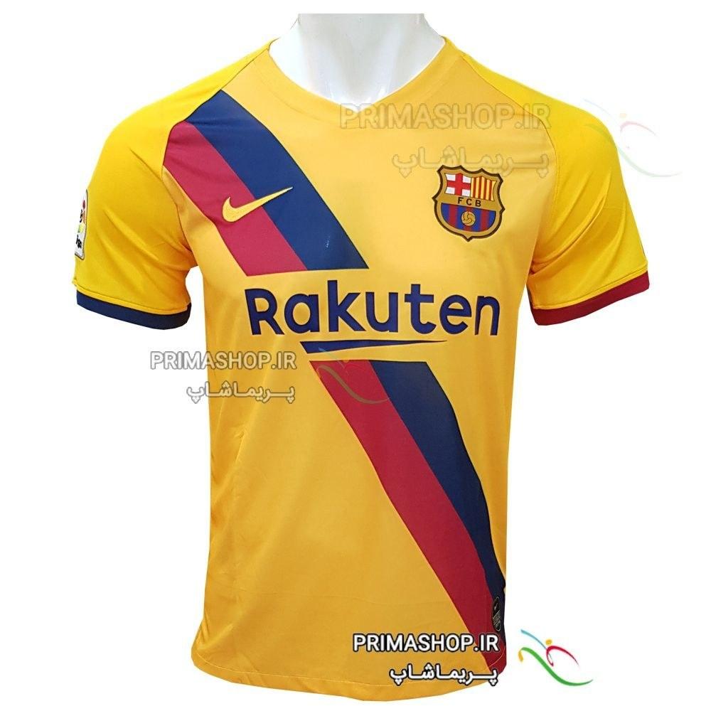 خرید لباس دوم بارسلونا جدید 2019-2020