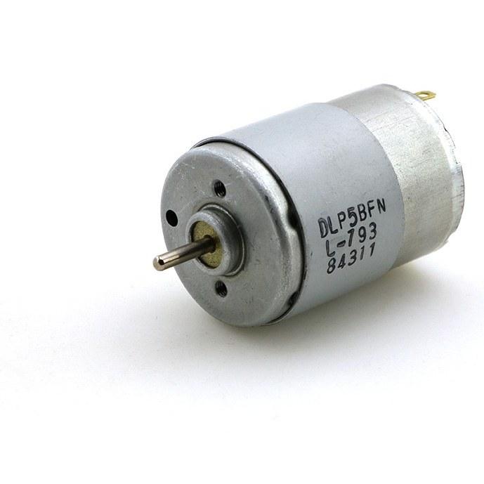 تصویر موتور آرمیچر ۲۴ ولت RS385-PH 10000RPM
