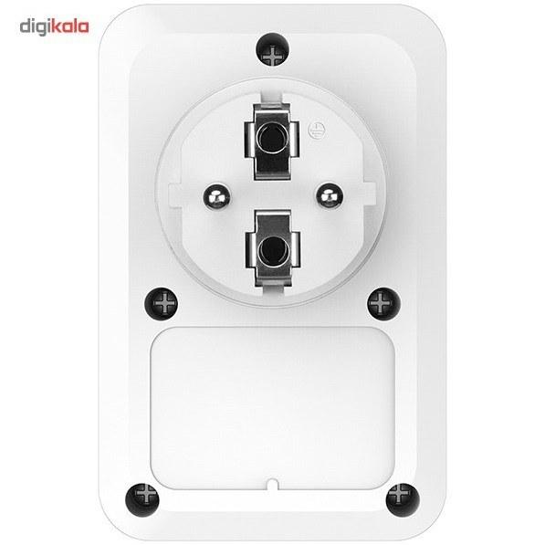 img پریز هوشمند Wi-Fi دی-لینک مدل DSP-W215 D-Link DSP-W215 Wi-Fi Smart Plug