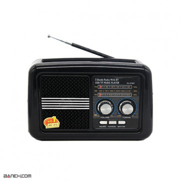 رادیو ضبط و اسپیکر گولون RX-978 Golon RADIO