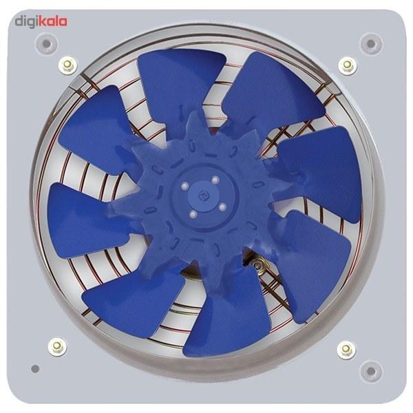 تصویر هواکش خانگی فلزی دمنده مدل VMA-10S2S Damandeh VMA-10S2S Metalic Wall Mount Fan
