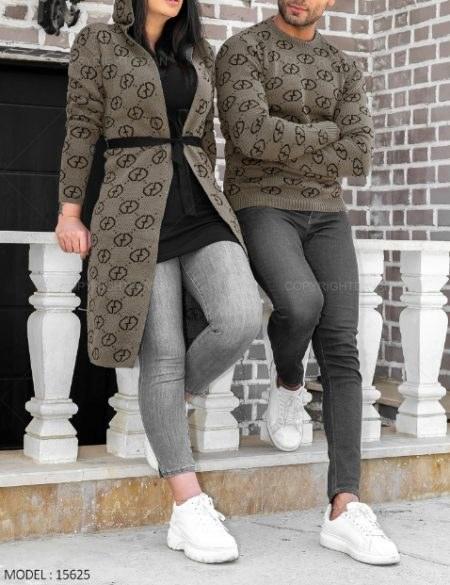 تصویر ست دو نفره Gucci مدل 15625