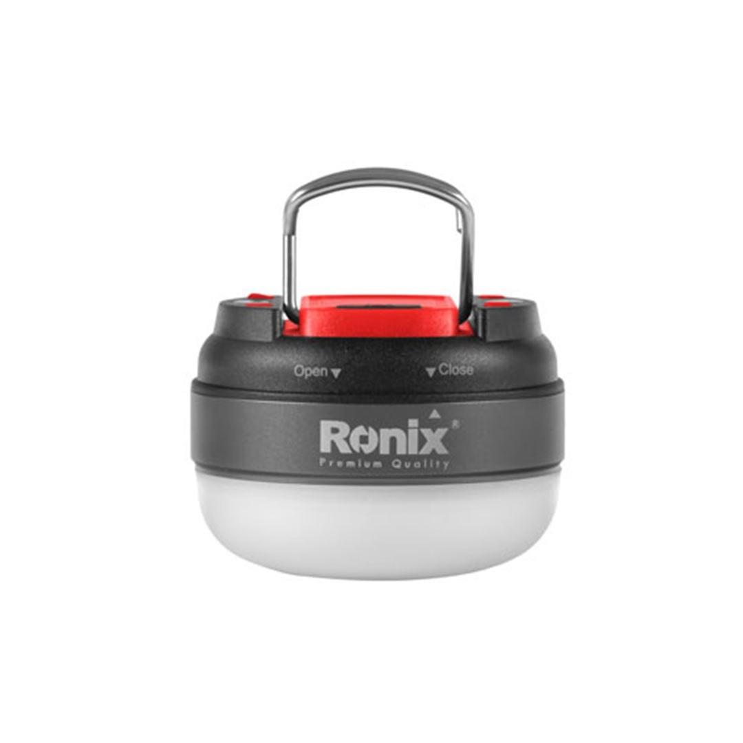 تصویر چراغ گرد آهنربایی Ronix مدل RH-4271 Ronix Magnet Round Lamp Model RH-4271