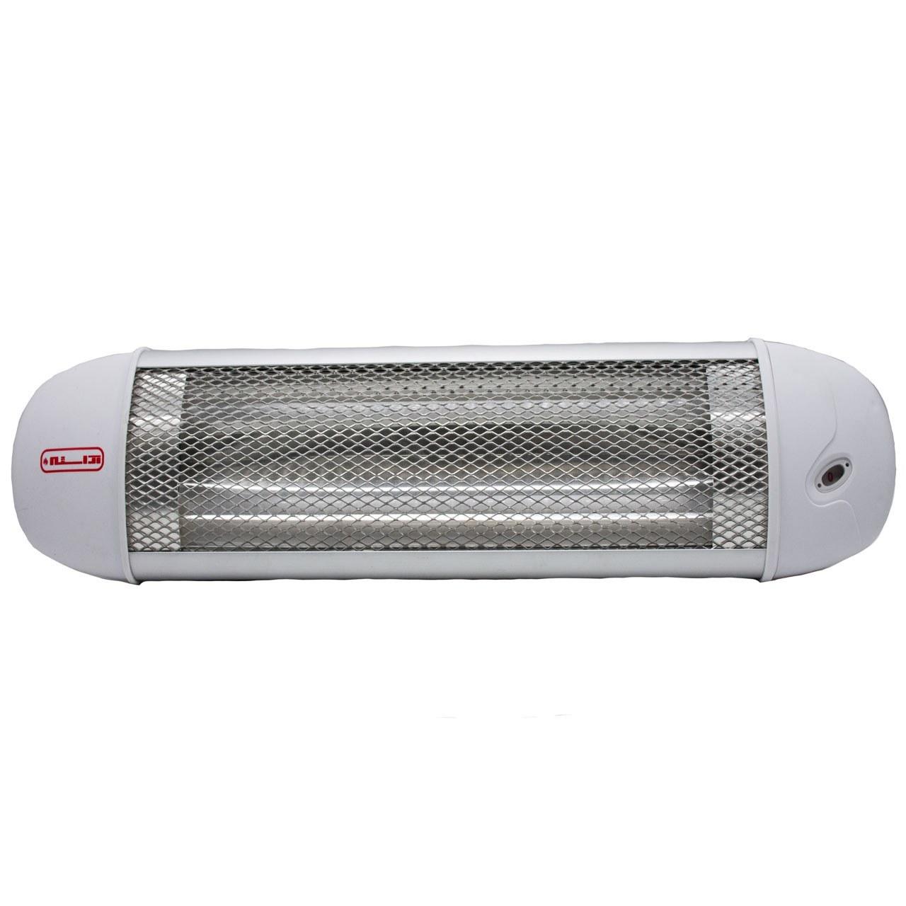 تصویر بخاری برقی دیواری 2200 آراسته Arasteh Wall heater