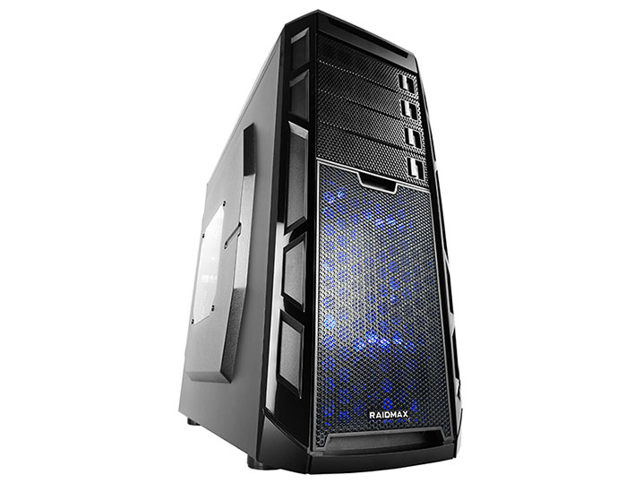 main images کیس Case ریدمکس NARWHAL ATX Full Tower Computer Case