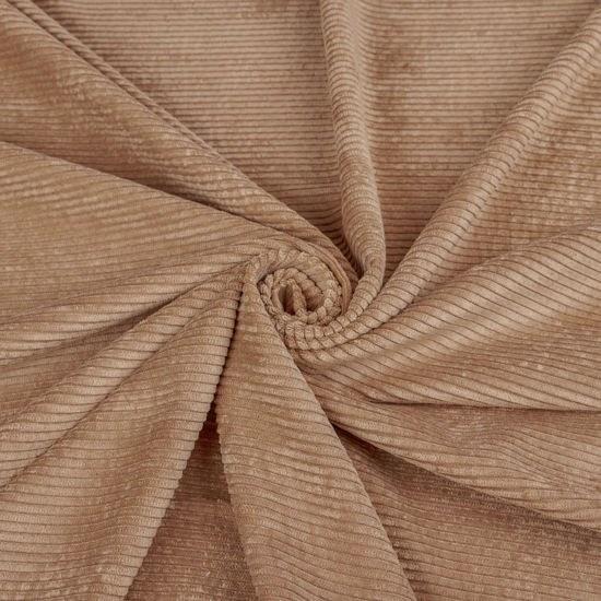 عکس پارچه مخمل کبریتی (قهوه ای روشن)  پارچه-مخمل-کبریتی-قهوه-ای-روشن