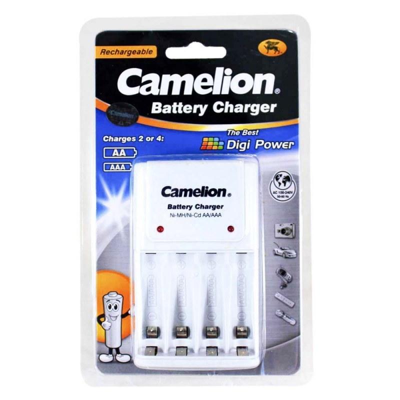 تصویر شارژر باتری ۴ تایی Camelion BC-1010B Camelion BC-1010BBattery Charger
