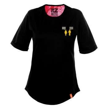 تی شرت زنانه کارزان کد KZ-TS-WB-26 |