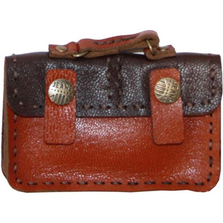 تصویر کیف کارت چرم Purse card leather