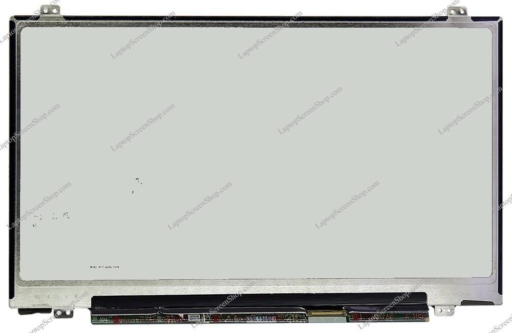 تصویر ال سی دی لپ تاپ دل ۱۴ اینچی Dell inspiron 14 N4050