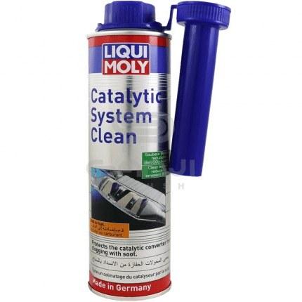 تصویر تمیزکننده کاتالیزور و سیستم سوخت خودرو لیکومولی LIQUI MOLY