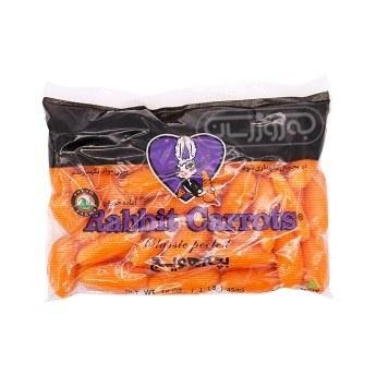 عکس بچه هویج برند تازه وزن ۴۵۰ گرمی  بچه-هویج-برند-تازه-وزن-450-گرمی