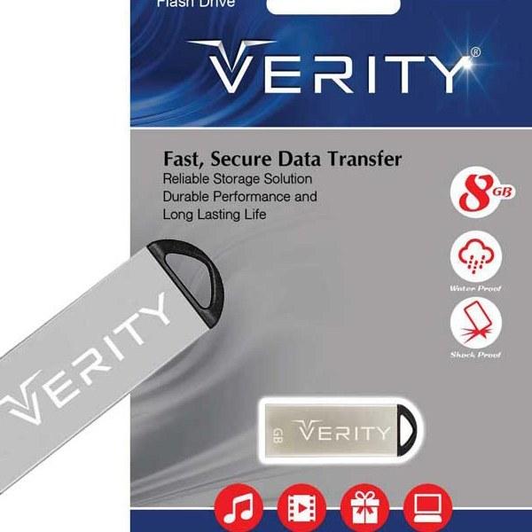 تصویر فلش مموری وریتی مدل V802 ظرفیت 16 گیگابایت Verity V802 Flash Memory 16GB
