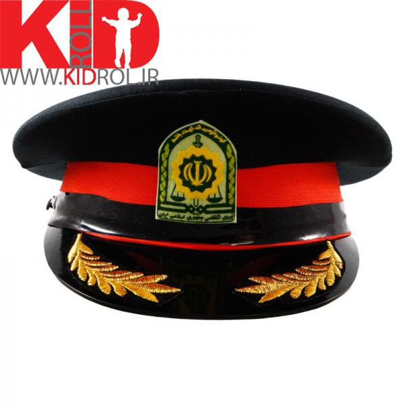 تصویر کلاه پلیس بچه گانه