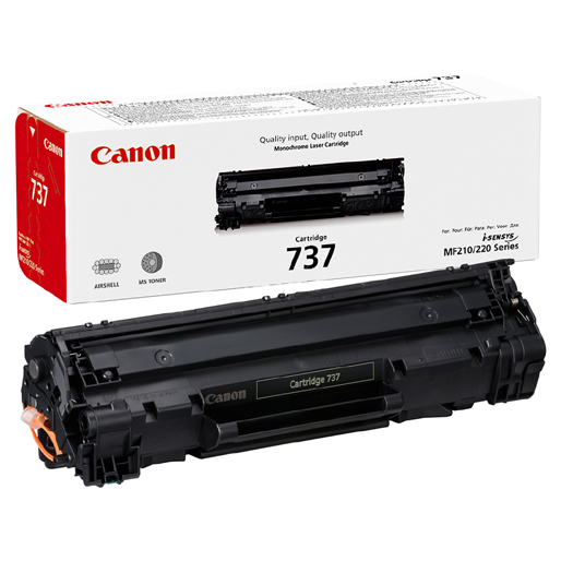 Cartridge 737 Canon