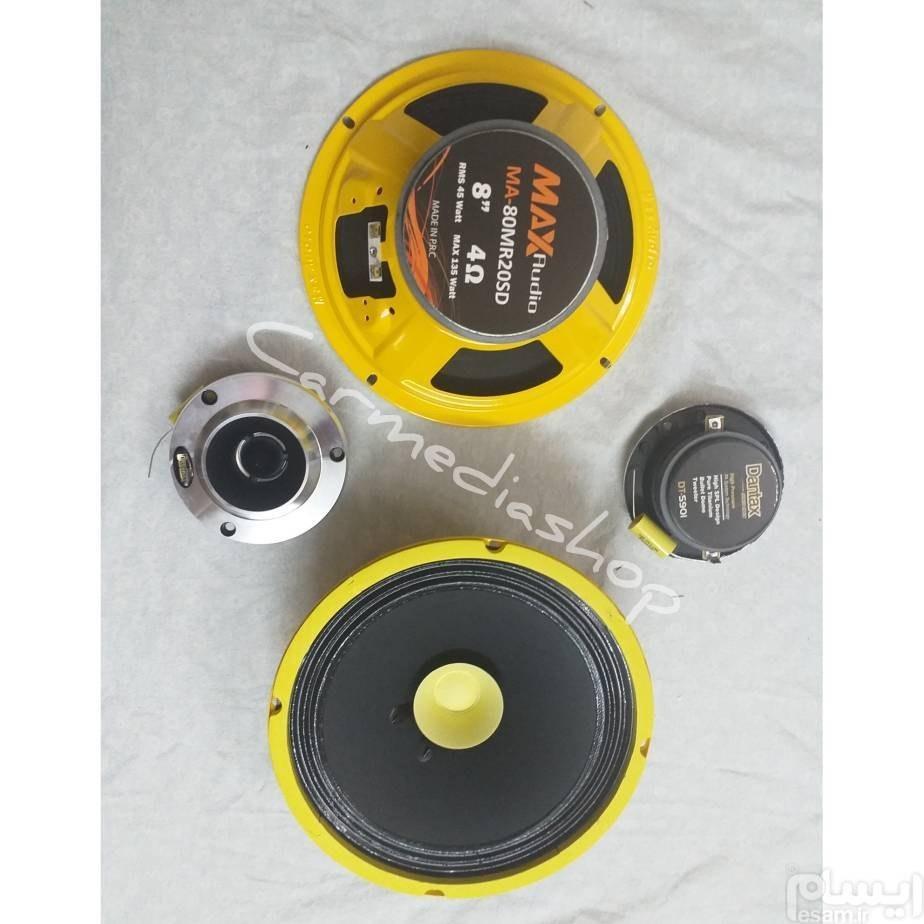 عکس یک جفت میدرنج 8 max audio + یک جفت تیوتر دنتکس  یک-جفت-میدرنج-8-max-audio-+-یک-جفت-تیوتر-دنتکس