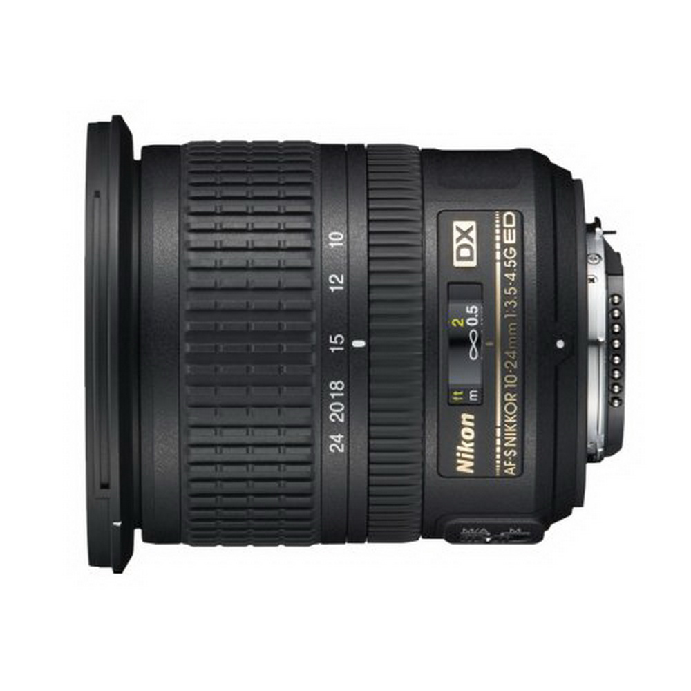لنز دوربین نیکون AF-S NIKKOR 10-24mm F/3.5-4.5G ED
