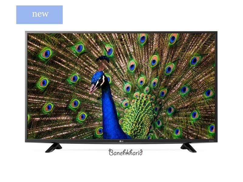 تلویزیون ال ای دی اسمارت اولترا فورکای ال جی TV LED SMART ULTRA 4K LG 43UF640T