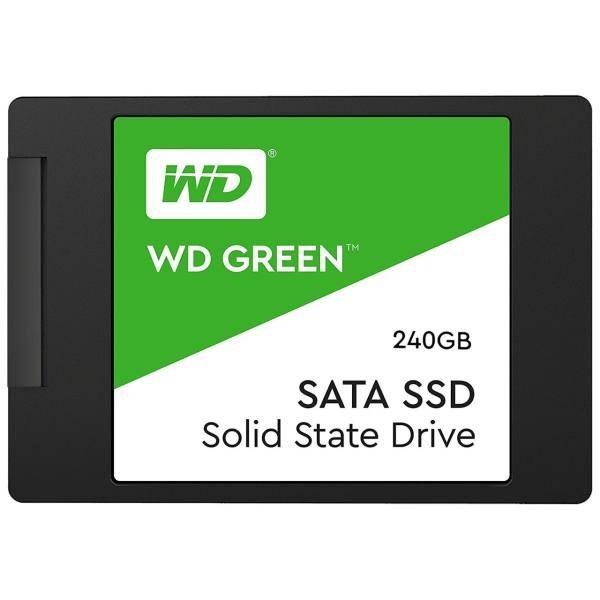 حافظه SSD اینترنال وسترن گرین  WDS240G ظرفيت 240 گيگابايت  