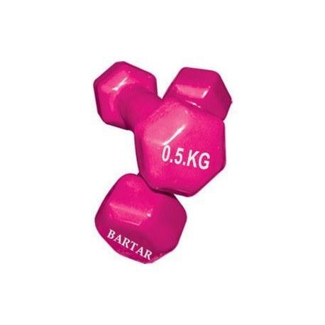 دمبل نیم کیلویی  bartar sport 0.5 Kg