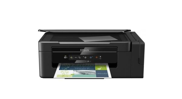 main images پرینتر چندکاره جوهرافشان اپسون مدل L3050 Epson L3050 Multifunction Inkjet Printer