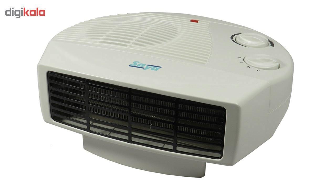 img بخاری برقی فن دار سایا Saya Fan Heater FH-2020