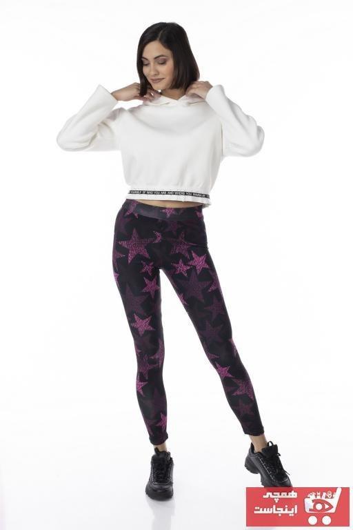 تصویر فروش ساپورت ورزشی زنانه شیک و جدید برند Gazallini رنگ بنفش کد ty63082656
