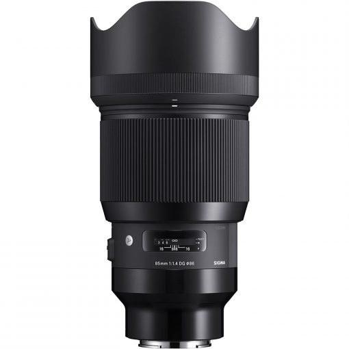 لنز سیگما Sigma 85mm F1.4 DG HSM Art for sony