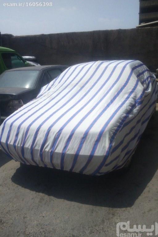 چادر ماشین مناسب تیپ پژو 405 و پارس و مشابه | پارچه درجه یک پشت پرز دار قیمت مناسب و رقابتی مناسب 405 ، پارس ، زانتیا ، دنا ، SD 206 و...
