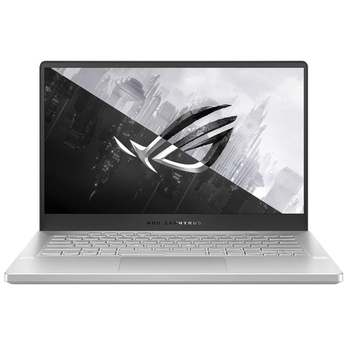 تصویر لپ تاپ ۱۴ اینچی Asus ROG Zephyrus G14 GA401IV-BR9N6