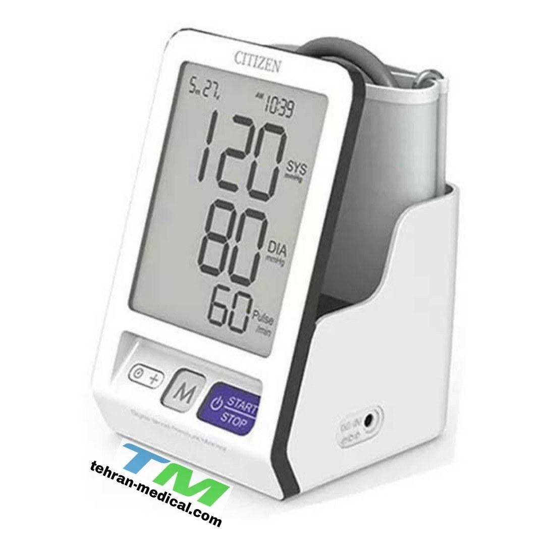 main images فشارسنج دیجیتالی سیتی زن مدل CH 456 Citizen CH 456 Blood Pressure Monitor