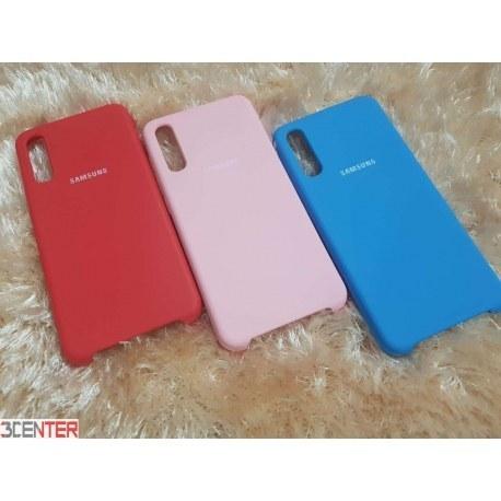 قاب اورجینال سیلیکونی Samsung Galaxy A50 Silicone Case |