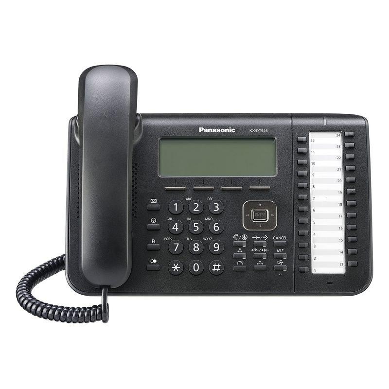 تصویر تلفن سانترال پاناسونیک مدل KX-DT546