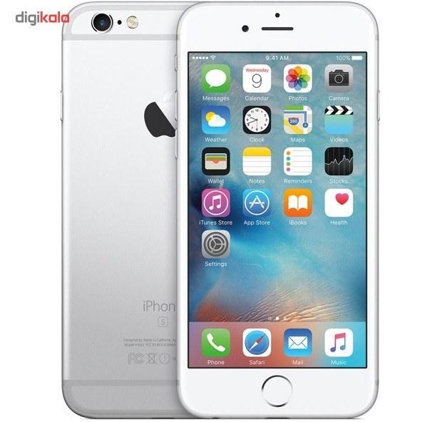 عکس Apple iPhone 6s | 64GB  گوشی  اپل آیفون ۶ ایکس | ظرفیت 64 گیگابایت apple-iphone-6s-64gb 6