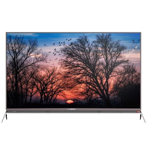 تصویر تلویزیون هوشمند ایکس ویژن مدل 65XKU635 سایز 65 اینچ XVISION SMART 4K TV 65XKU635