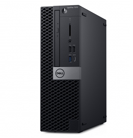 تصویر کامپیوتر دسکتاپ دل مدل Optiplex 7070 MT با پردازنده i7 کیس آماده و نیمه آماده دل Optiplex 7070 MT Core i7 8GB 1TB Intel Desktop Computer