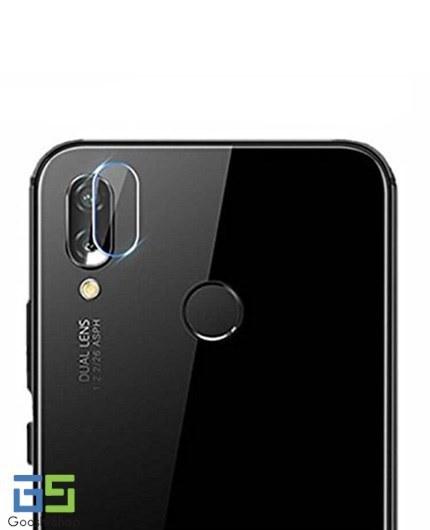 تصویر محافظ شیشه ای (گلس) لنز دوربین برای گوشی هواوی نوا 3 ایی ا Glass Film Lens Protector for Huawei Nova 3E Glass Film Lens Protector for Huawei Nova 3E