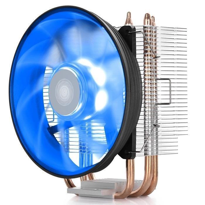 تصویر خنک کننده پردازنده دیپ کول مدل GAMMAXX 300 B DeepCool GAMMAXX 300 B CPU Cooler