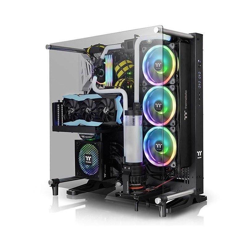 image Thermaltake Core P5 TG V2 Black Edition