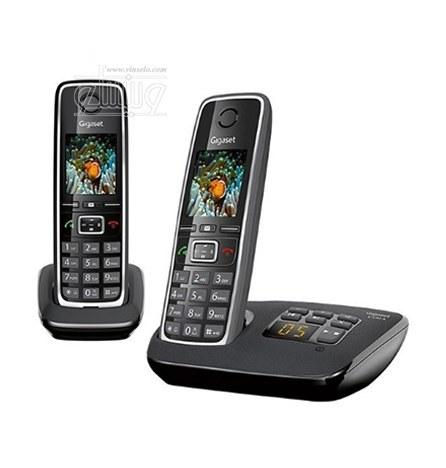 گوشی تلفن بی سیم گیگاست مدل C530A