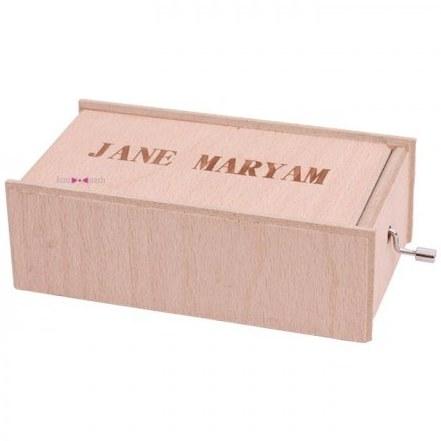 تصویر جعبه موزیکال و جاجواهری جان مریم