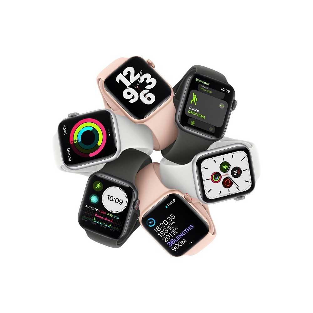 تصویر ساعت هوشمند اپل مدل SE سایز 44  ا  Apple Watch SE 44mm   Apple Watch SE 44mm