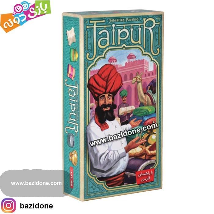 بازی فکری کارتی/کافه ای جایپور Jaipur +12