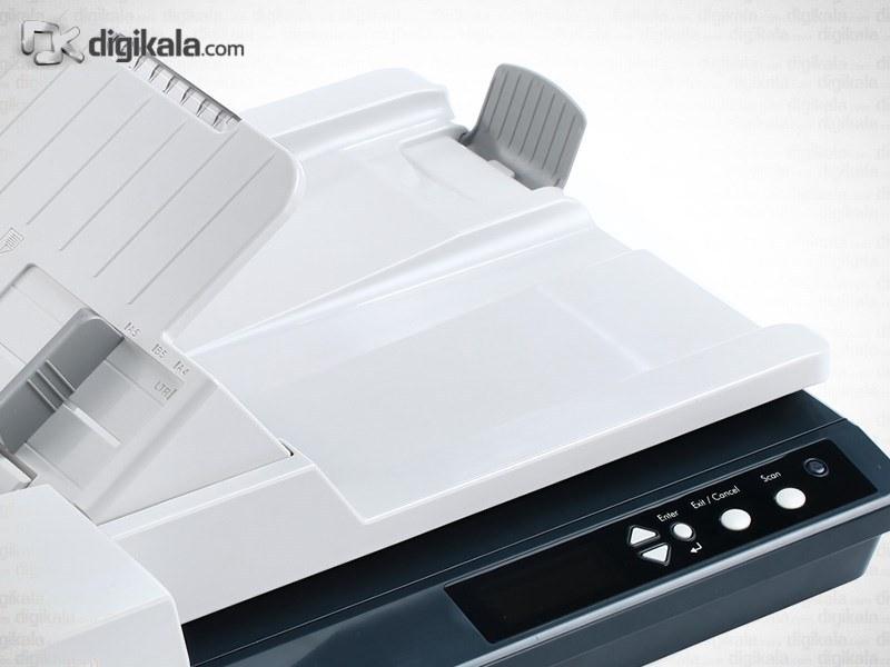 تصویر اسکنر حرفه اي اسناد اي ويژن مدل AV 620C2 Plus Avision AV 620C2 Plus Scanner
