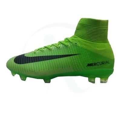 کفش فوتبال نایک مرکوریال طرح اصلی سبز Nike Mercurial