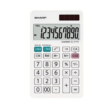 عکس ماشین حساب  EL-377W شارپ Sharp EL-377W Calculator ماشین-حساب-el-377w-شارپ