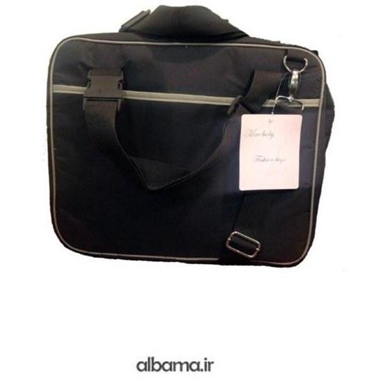 کیف لپ تاپی لوازم نوزاد bellotte |