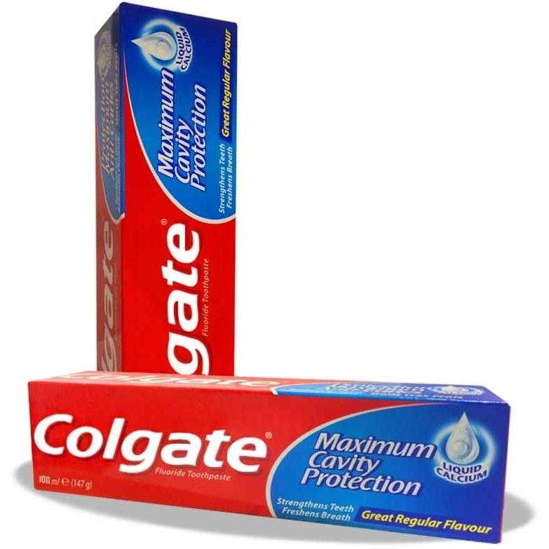 خمیر دندان ضد پوسیدگی کلگیت – Colgate Cavity